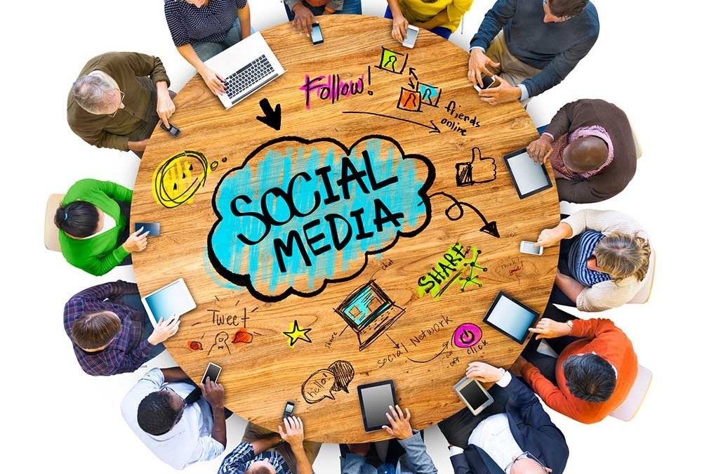 Why Your Company Needs Social Media